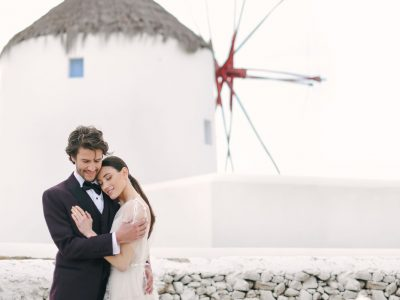 Inspirational Wedding Styled Shoot In Mykonos