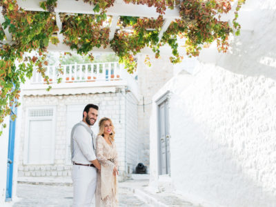 Pre Wedding Hydra Greece Couple